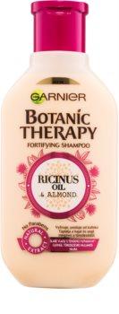 Garnier Botanic Therapy Ricinus Oil wzmacniający szampon do przerzedzonych włosów z tendencją do wypadania