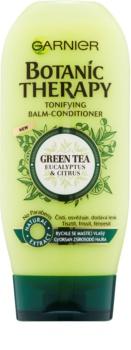 Garnier Botanic Therapy Green Tea бальзам для жирных волос