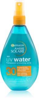 Garnier Ambre Solaire hydratační sprej na opalování SPF 30
