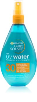 Garnier Ambre Solaire Kosteuttava Aurinkosuihke SPF 30