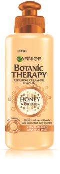 Garnier Botanic Therapy Honey Uudistava Hoito Vaurioituneille Hiuksille