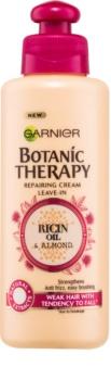 Garnier Botanic Therapy Ricinus Oil posilující péče pro slabé vlasy s tendencí vypadávat