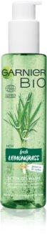 Garnier Bio Lemongrass почистващ гел