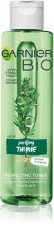Garnier Bio Thyme разкрасяващ тонер за лице
