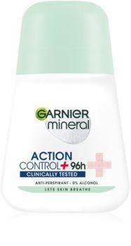 Garnier Mineral Action Control + антиперспирант с шариковым аппликатором 96часа