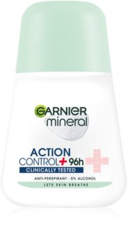 Garnier Mineral Action Control + roll-on antibacteriano