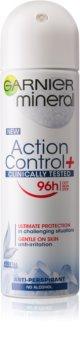 Garnier Mineral Action Control + αντιιδρωτικό σε σπρέι