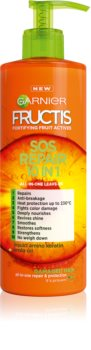Garnier Fructis SOS Repair 10IN1 несмываемое средство по уходу за волосами