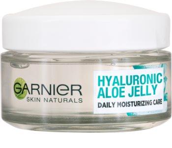 Garnier Skin Naturals Hyaluronic Aloe Jelly nappali hidratáló krém géles textúrájú