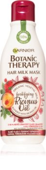 Garnier Botanic Therapy Hair Milk Mask Fortifying Ricinus Oil masca de par pentru părul slab cu tendință de cădere