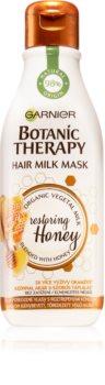 Garnier Botanic Therapy Hair Milk Mask Restoring Honey Haarmaske für sehr geschädigtes Haar mit Spliss