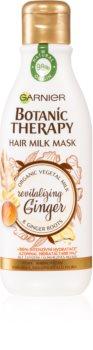 Garnier Botanic Therapy Hair Milk Mask Revitalizing Ginger маска для волос для тонких волос без объема