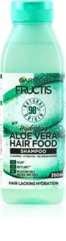 Garnier Fructis Aloe Vera Hair Food Moisturizing Shampoo For Normal To Dry Hair