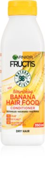 Garnier Fructis Banana Hair Food Nourishing Conditioner For Dry Hair
