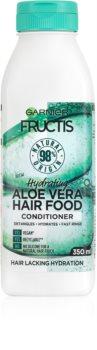 Garnier Fructis Aloe Vera Hair Food balsam hidratant pentru par normal spre uscat