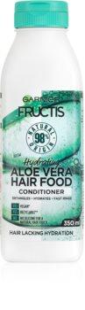 Garnier Fructis Aloe Vera Hair Food feuchtigkeitsspendender Conditioner Für normales bis trockenes Haar