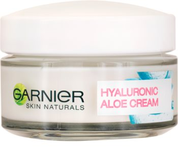 Garnier Skin Naturals Hyaluronic Aloe подхранващ крем