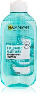 Garnier Skin Naturals Hyaluronic Aloe lotiune hidratanta pentru fata