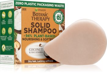 Garnier Botanic Therapy Coconut & Macadamia tuhý šampon