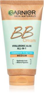 Garnier Hyaluronic Aloe All-in-1 BB krém kombinált és zsíros bőrre