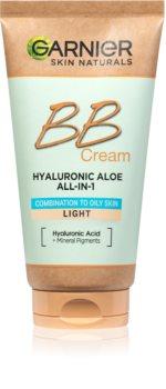 Garnier Hyaluronic Aloe All-in-1 ББ крем за смесена и мазна кожа