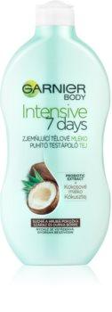 Garnier Intensive 7 Days leite corporal suavizante