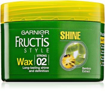 Garnier Fructis Style Shine cera de pelo