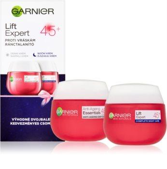 Garnier Lift Expert 45+ zestaw (przeciw zmarszczkom)