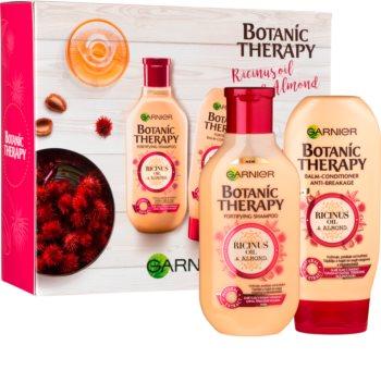 Garnier Botanic Therapy Ricinus Oil set de cosmetice I. (pentru par slab)