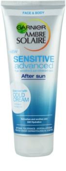 Garnier Ambre Solaire Sensitive Advanced мляко след загар  за чувствителна кожа