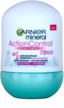 Garnier Mineral Action Control Thermic izzadásgátló golyós dezodor