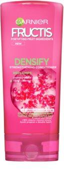 Garnier Fructis Densify après-shampoing fortifiant pour donner du volume