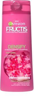 Garnier Fructis Densify shampoo rinforzante volumizzante