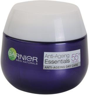 Garnier Essentials Anti-Wrinkle Day Cream 55+
