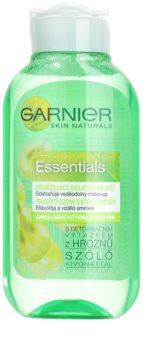 Garnier Essentials освежаващ продукт за почистване на грим от зоната около очите за нормална към смесена кожа