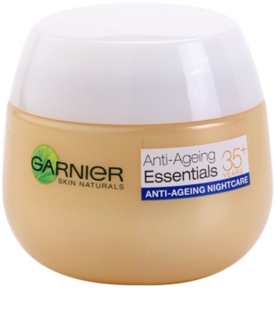 Garnier Essentials crema de noche multiactiva  antiarrugas