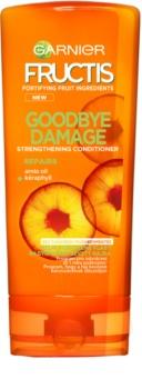 Garnier Fructis Goodbye Damage укрепляющий бальзам для поврежденных волос