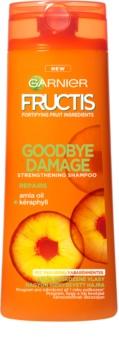 Garnier Fructis Goodbye Damage shampoing fortifiant pour cheveux abîmés