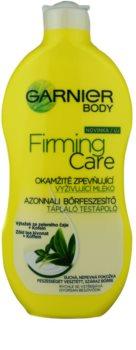Garnier Firming Care lapte hranitor cu efect imediat de fermitate pentru piele uscata