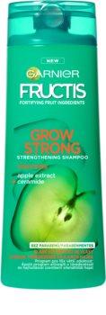 Garnier Fructis Grow Strong szampon wzmacniający do włosów słabych