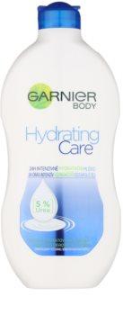 Garnier Hydrating Care hidratáló testápoló tej a nagyon száraz bőrre