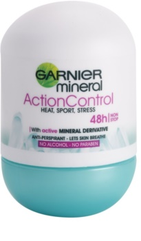 Garnier Mineral Action Control антиперспирант с шариковым аппликатором