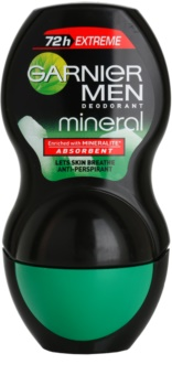 Garnier Men Mineral Extreme Antiperspirantti Roll-on 72h