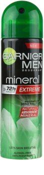 Garnier Men Mineral Extreme antiperspirant ve spreji
