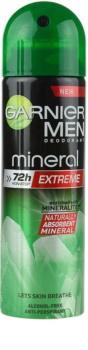 Garnier Men Mineral Extreme antitraspirante spray