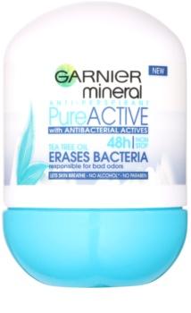Garnier Mineral Pure Active антиперспирант с шариковым аппликатором