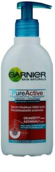 Garnier Pure Active gel de limpieza profunda