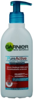 Garnier Pure Active τζελ για βαθύ καθαρισμό