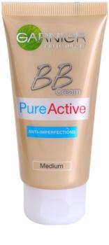 Garnier Pure Active BB Cream gegen die Unvollkommenheiten der Haut