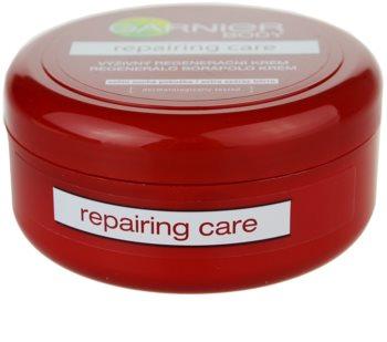 Garnier Repairing Care crema nutriente corpo per pelli molto secche